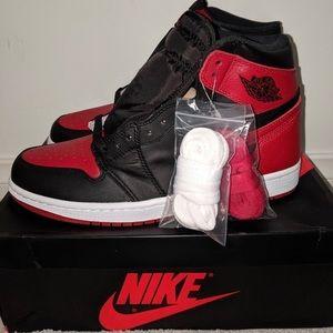 "Air Jordan 1 ""Bred"" 2016"